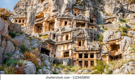 Myra Ancient City in Antalya