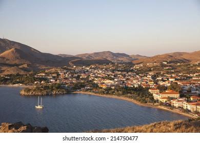 Myrina in Lemnos
