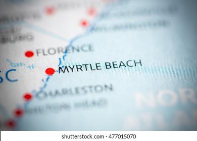 Myrtle Beach. South Carolina. USA