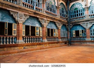 Mysore Palace historical architecture in Mysore, India