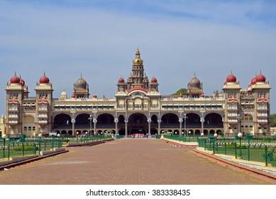 Mysore Palace Karnataka State,India