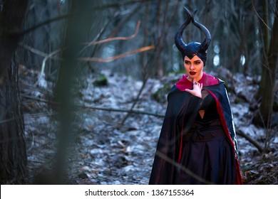 Maleficent Images, Stock Photos & Vectors | Shutterstock