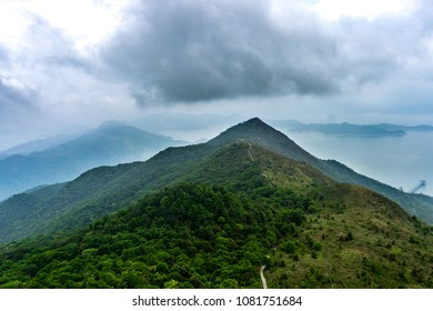 Mysterious Mountain hiking