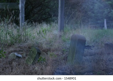 Mysterious old Graveyard