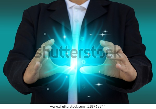 Mysterious power