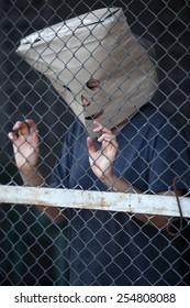 mysterious prisoner in jail