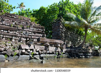 Mysterious ruins of Nan Madol
