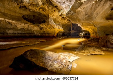 The mystery and the beautiful of Son Tra cave - grotto in Kien Giang province of Viet Nam