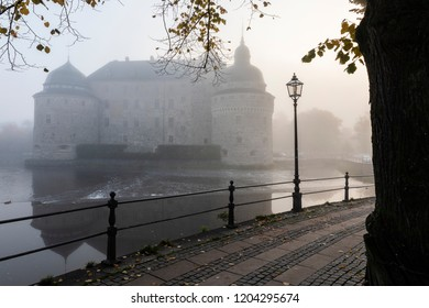 Mystic castle fog