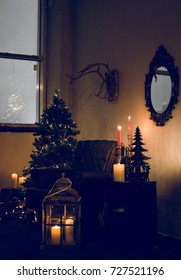 Mystic christmas decoration