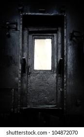 The mystical door