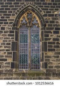 Mytholmroyd Church Window