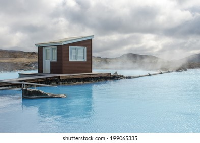Myvatn nature baths in Iceland
