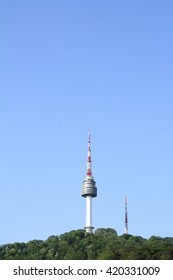 N Seoul Tower in Republic of Korea