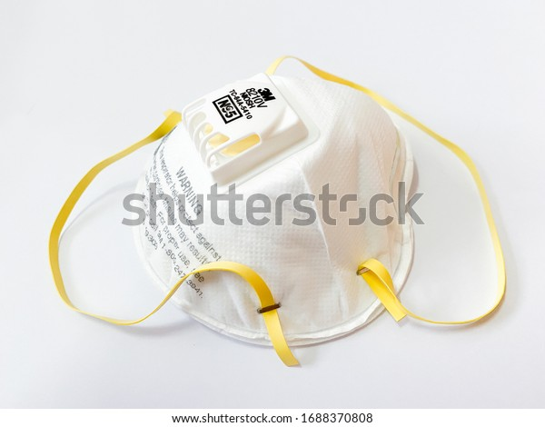 An N95 respirator is a respiratory protective device designed to achieve a very close facial fit and very efficient filtration of airborne particles, pm2.5, covid-19, corona virus.