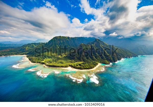 Côte de Na Pali, Kauai