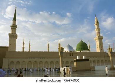 nabvi mosque - Madeena