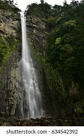 Nachi Falls in Nachikatsuura, Wakayama Prefecture, Japan