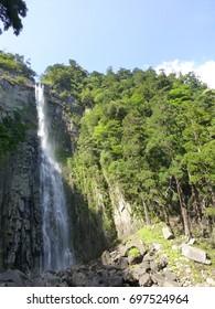 Nachi's waterfall of  Kumanokodo Road