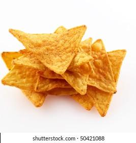 Nachos taco chips