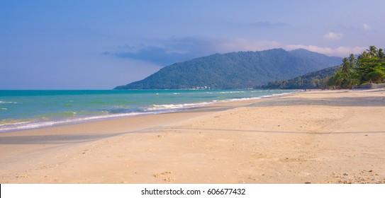 Nadan Beach, Khanom, Nakhon Si Thammart, Thailand, Asia