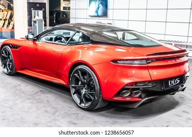 Aston Martin Dbs Images Stock Photos Vectors Shutterstock