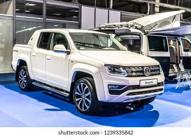 Volkswagen Amarok Images, Stock Photos & Vectors | Shutterstock