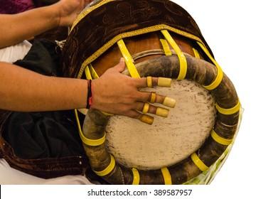 nadaswaram musical instrument in Hindu Wedding, India