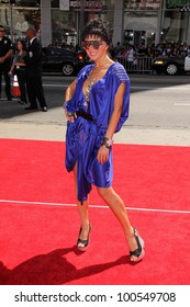 """Nadeea at """"The Three Stooges"""" Los Angeles Premiere, Chinese Theater, Hollywood, CA 04-07-12"""