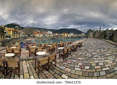 Nafpaktos city, Greece Nafpaktos