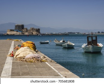 Nafpio, Greece/Bourtzi