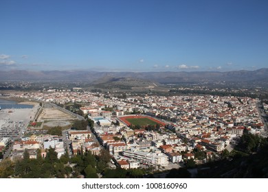 Nafplion in Peloponesse, Greece