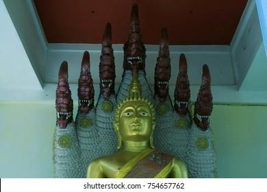 Naga Buddha lmage