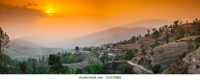 Nagarkot, Kathmandu Valley, Nepal