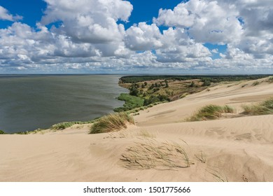 Nagliai nature reserve near Nidden; Curonian Spit; Lithuania