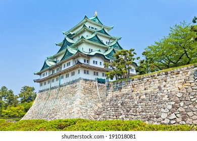 Nagoya Castle in Japan