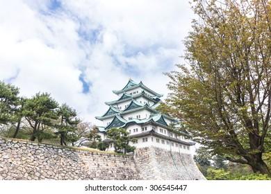 Nagoya Castle in Nagoya, Japan
