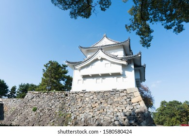 Nagoya Castle Japan famous landmark by the Shogun, Tokugawa Ieyasu
