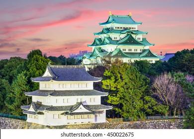 Nagoya, Japan at the Castle.