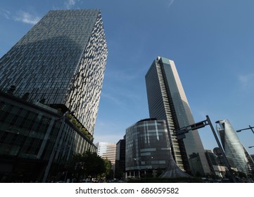 Nagoya Station buildings