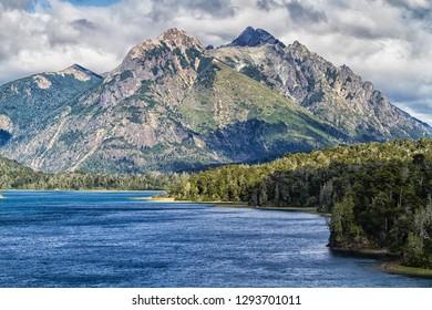 Nahuel Huapi lake, Bariloche, Patagonia, Argentina