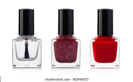 Clear Nail Polish Images Stock Photos Vectors