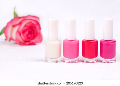 Nail polish for french manicure