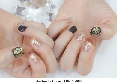 nails art polish