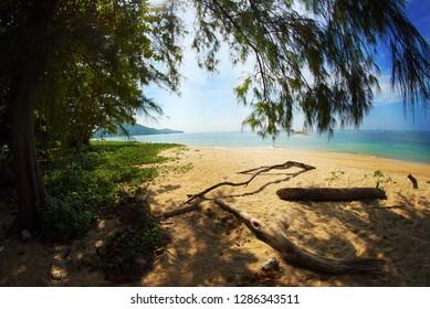 Naiyang Beach, Phuket, Thailand