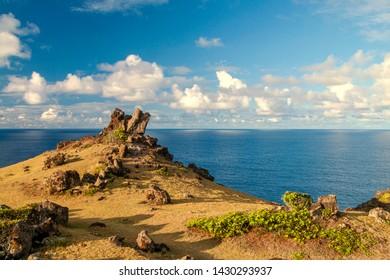 The Nakalele Point in Maui, Hawaii, a Beautiful Ocean view.