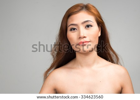 Opinion naked asian woman are