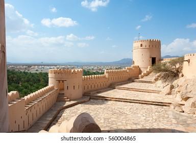 Nakhal Fort Oman