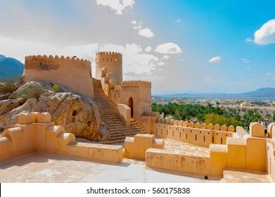 Nakhal Fort-Oman