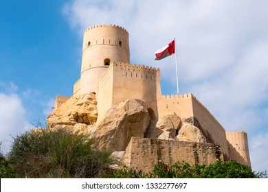 Nakhal or sometimes spelled Nakhl Fort , Sultanate of Oman